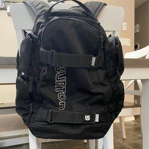 Black Burton Backpack